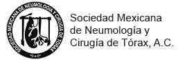 Sociedad Mexicana de Neumología y Cirugía de Tórax.